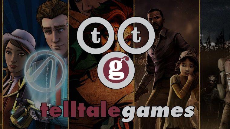 Telltale Games PC platformu için sürprizlerle geliyor