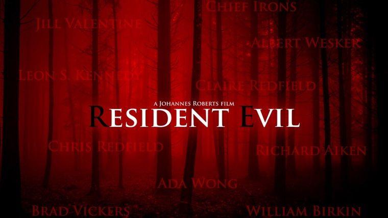 Yeni Resident Evil filmi için ilk poster yayınlandı