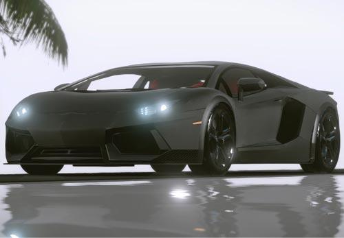 CryEngine 3 ile hazırlanmış bir yarış oyunu nasıl olurdu?