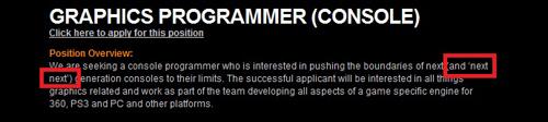 Creative Assembly ve Rockstar yeni nesil çalışmalarına başladı mı?