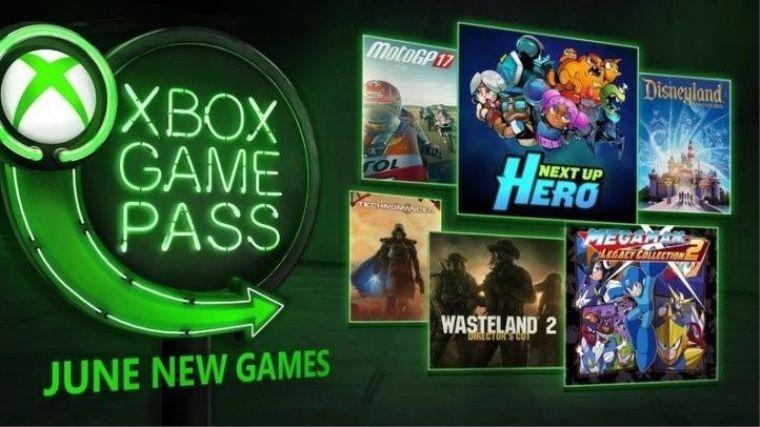 Xbox Game Pass'e Haziran ayında 6 yeni oyun daha eklenecek