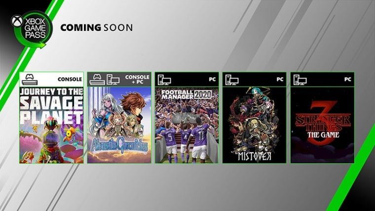 Xbox Game Pass sistemine yeni oyunlar eklendi