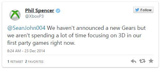 """""""Ocak ayında, Xbox ve Windows oyuncularına ilginç sürprizimiz var!"""""""