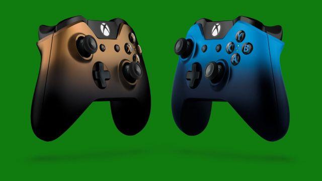 Bir oyuncu bütün Xbox One kontrolcülerini topladı