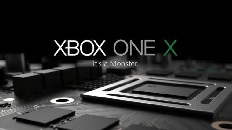 Xbox One X'in 4K TV'li paketi olacak