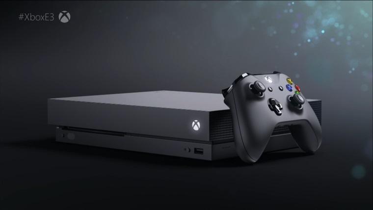 Xbox One X'in çıkışı için ilginç bir fragman yayınlandı