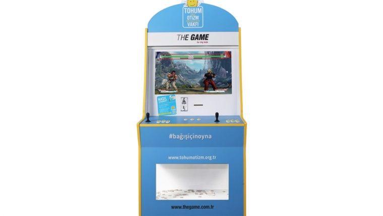 The Game ve Tohum Otizm Vakfı'ndan Bağış İçin Oyna Projesi!
