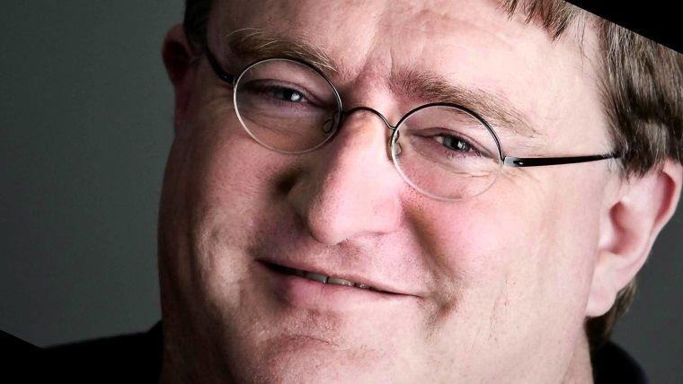 Valve etkinliğinde Gabe Newell'ın yaptığı Half-Life 3 şakası