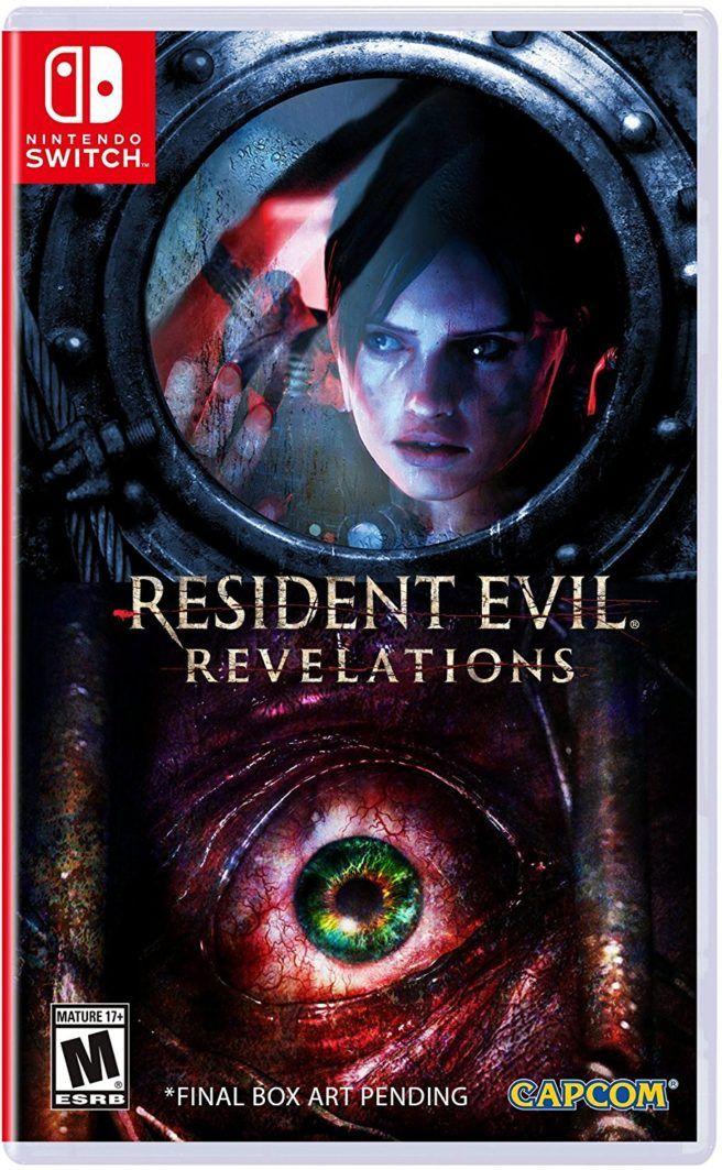 Resident Evil: Revelations'ın Switch çıkış tarihi açıklandı