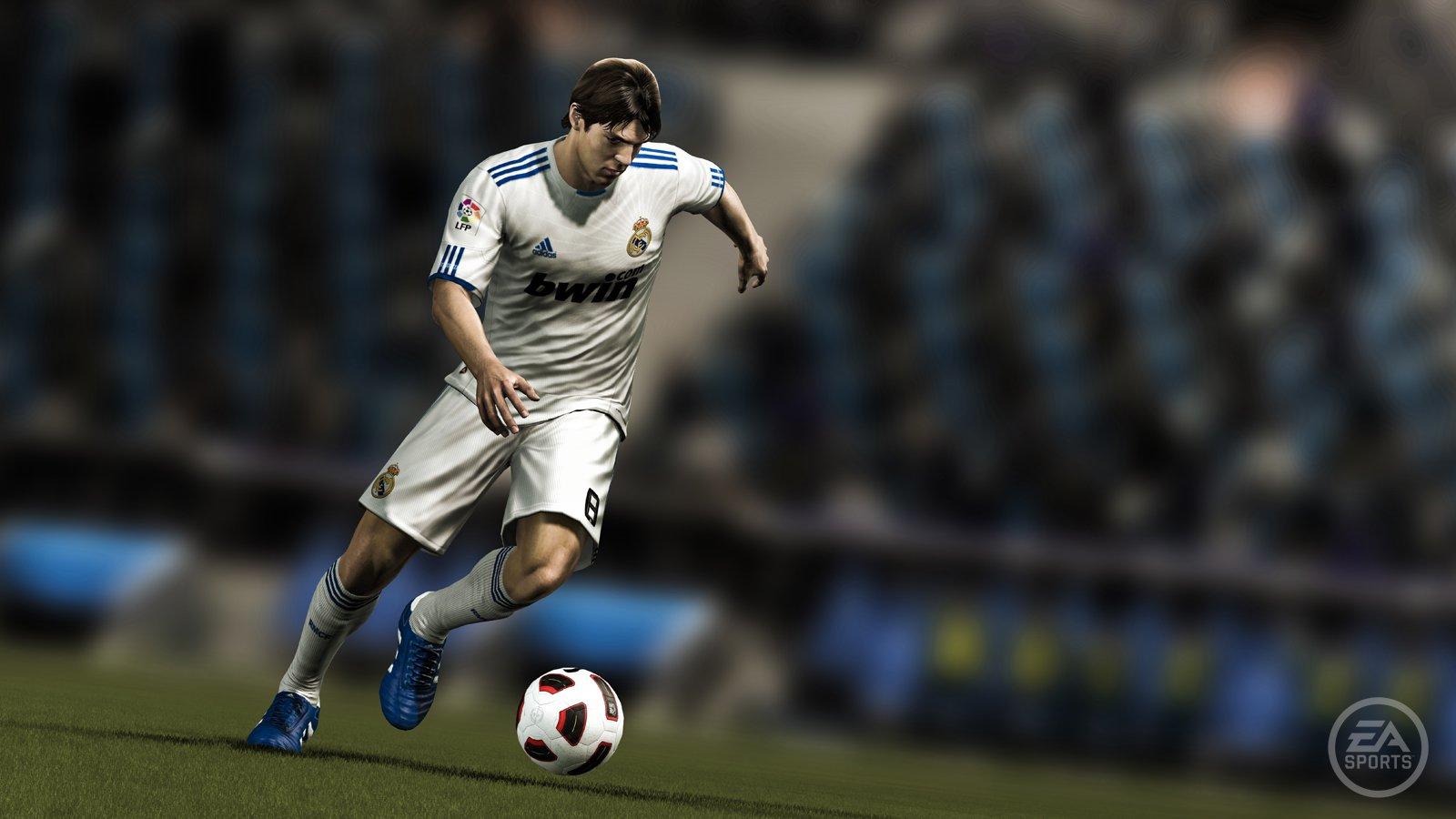 FIFA 12'nin ilk ekran görüntüsü!
