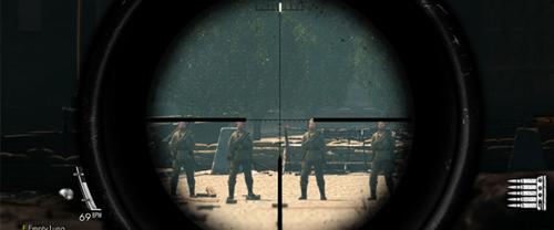 Sniper Elite V2 için v1.04 yaması yayımlandı
