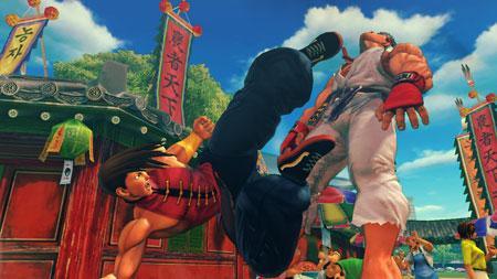 3 - Super Street Fighter IV: Arcade Edition