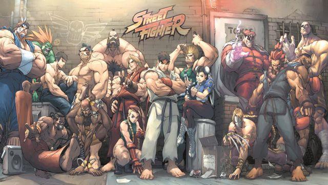 Street Fighter IV: Arcade Edition Xbox One için geldi