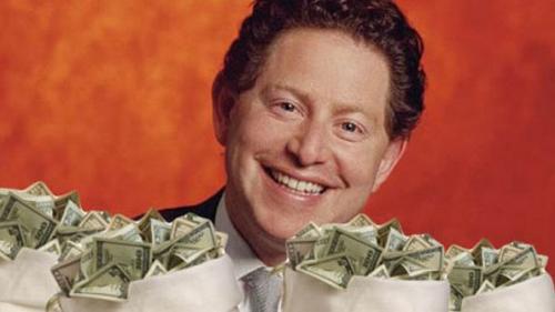 Bobby Kotick'in Activision'ı satın alası var