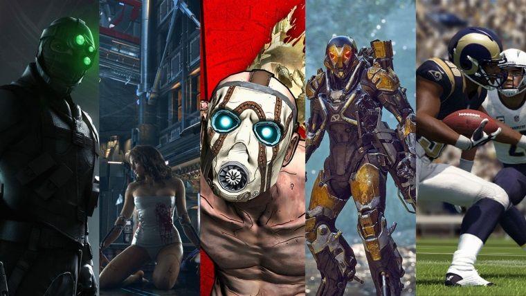 Microsoft'tan Cyberpunk 2077, Anthem ve Battlefield 5 atağı