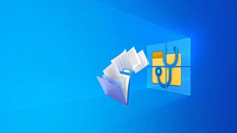 Microsoft Windows 10 için dosya kurtarma programı yayınladı