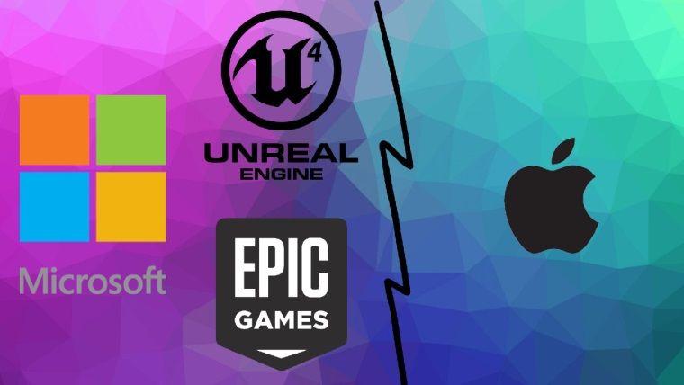 Epic ve Apple 2021'de duruşmaya çıkacak
