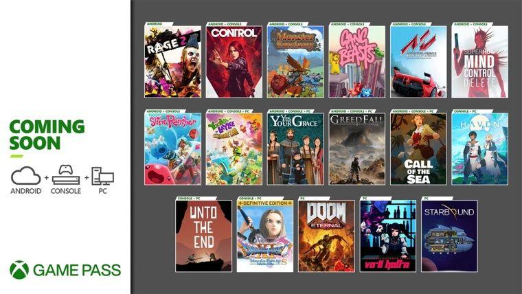 Control ve daha fazlası Xbox Game Pass için duyuruldu
