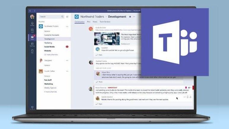 Microsoft Teams, koronavirüs sayesinde günde 44 milyon aktif kullanıcıyı geçti
