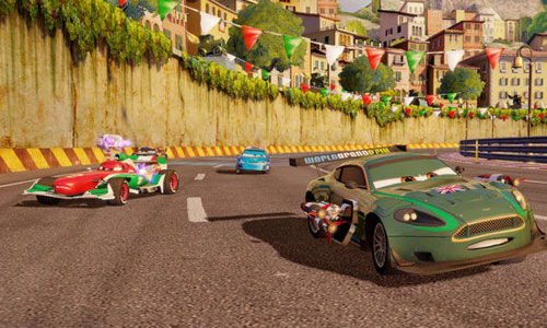 4 - Cars 2: The Video Game �nceleme