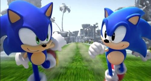 2 - Sonic Generations �nceleme