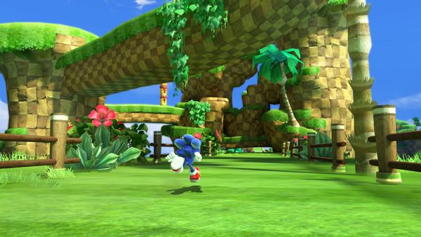 3 - Sonic Generations �nceleme