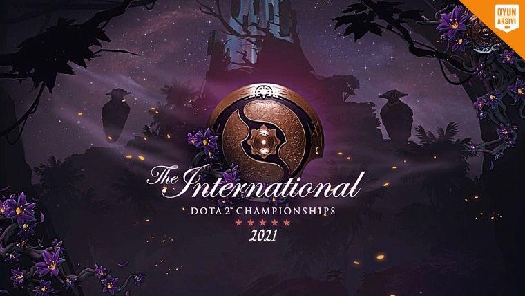 Dota 2 International 2021 dijital etkinliğe çevirildi