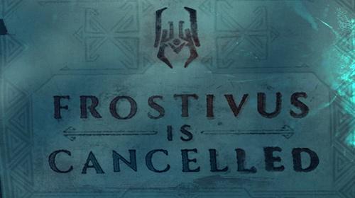 Frostivus ve Skeleton King'e ne oldu yahu?