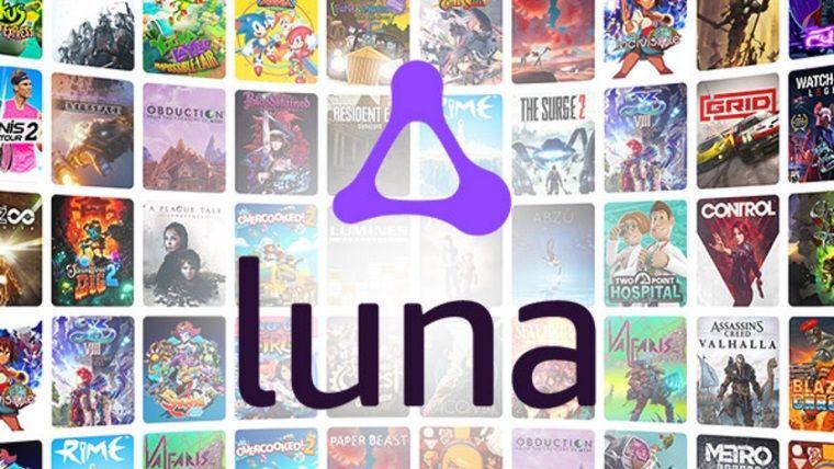 Amazon bulut oyun hizmeti Luna'yı duyurdu