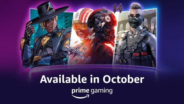 Amazon coştu! Ekim ayı Prime Gaming ücretsiz oyunları açıklandı