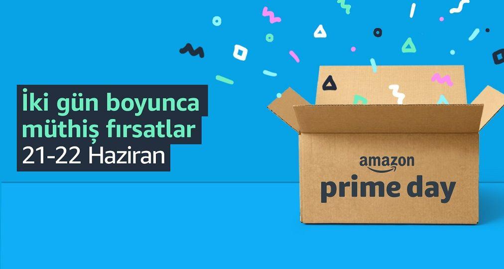 Amazon Prime Day indirimleri başladı