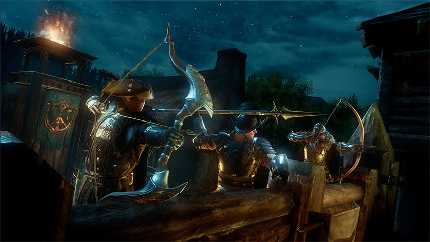Amazon  New World MMO oyununu erteledi