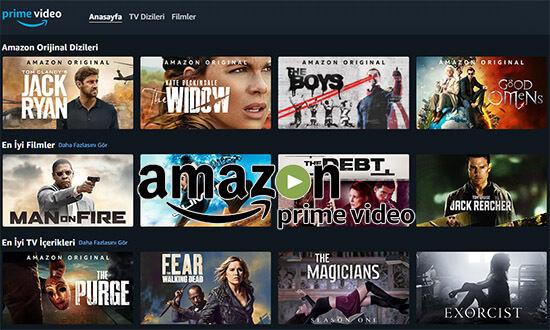 Amazon Prime Türkiye'de. Amazon Prime nedir?
