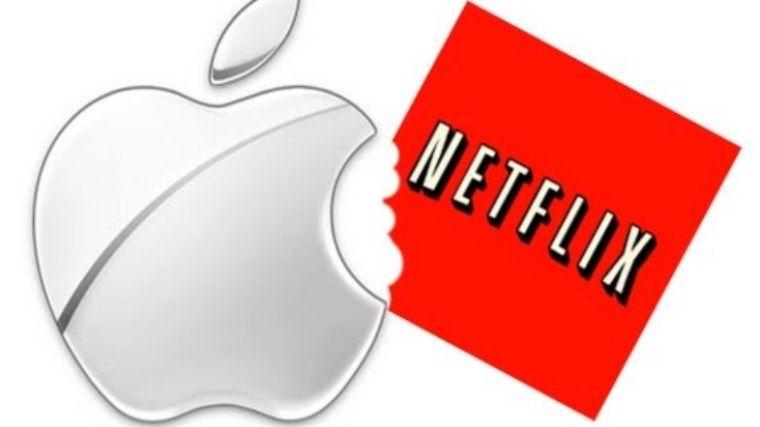 Teknoloji devi Apple, Netflix'e rakip oluyor!