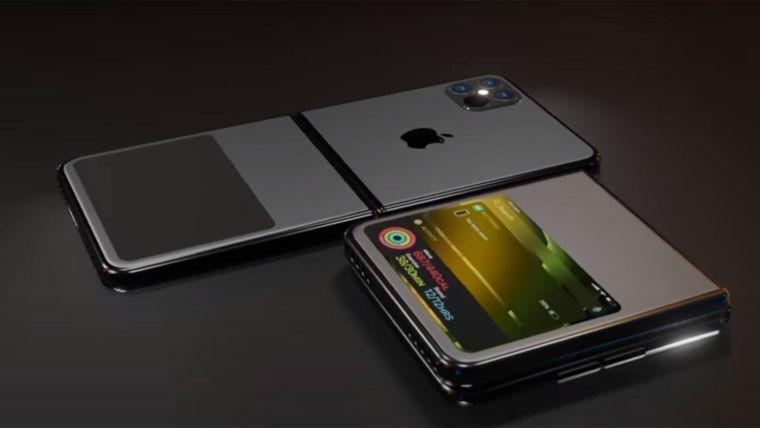 Apple katlanabilir iPhone üzerinde çalışıyor olabilir