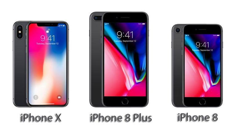iPhone 8 Plus, 8'den fazla satıyor
