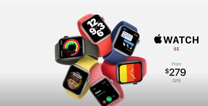 Apple Watch Series 6 ve Apple Watch SE modelleri duyuruldu