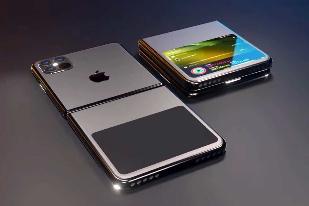 AppApple katlanabilir iPhone üzerinde çalışıyor olabilir