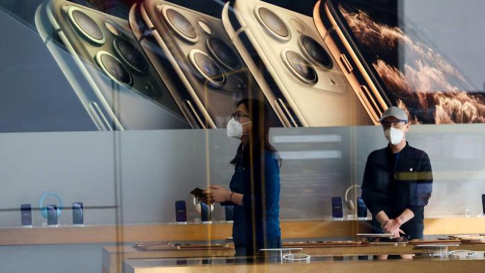 iPhone üretimi Koronavirüsden etkilendi