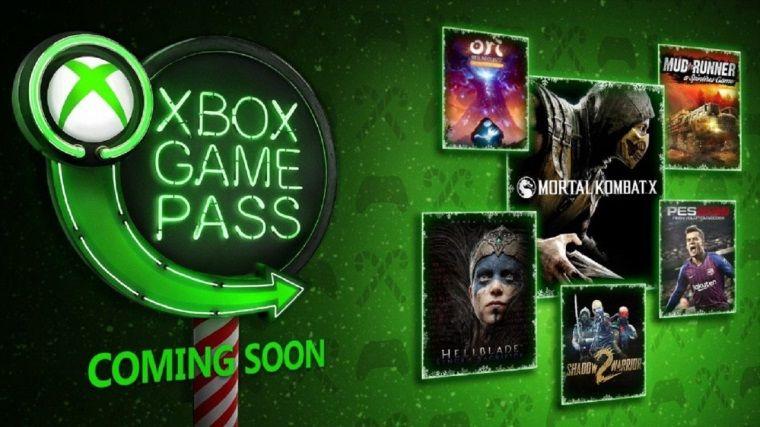 Xbox Game Pass sistemine yeni oyunlar dahil oluyor