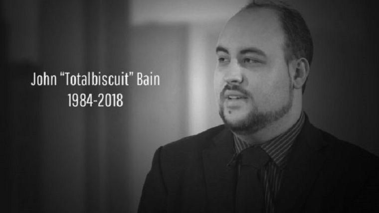 Ünlü YouTuber TotalBiscuit, maalesef hayatını kaybetti!