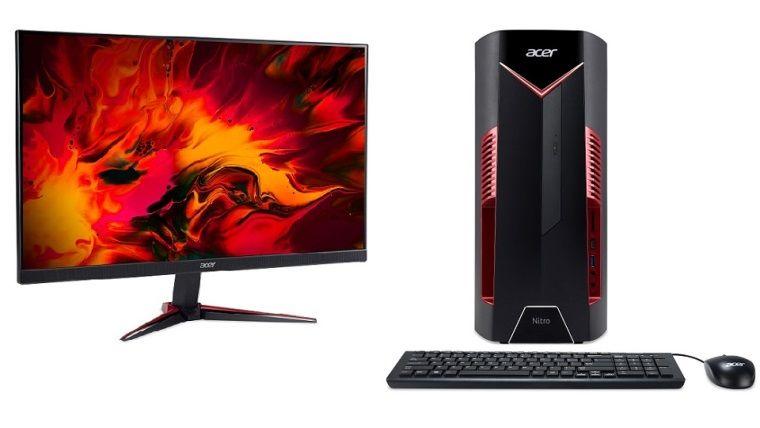 Acer bilgisayar ve monitörleri oyuncuların hız ihtiyacını karşılıyor