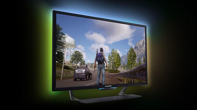 Devasa oyun monitörü Predator CG437KP, Türkiye'de satışa çıktı