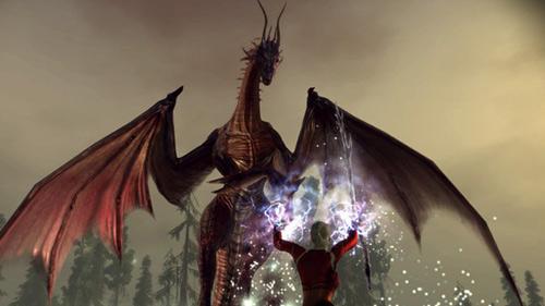Dragon Age: Inquisiton ve onun ejderhaları