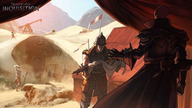 Dragon Age: Inquisition kırıldı!