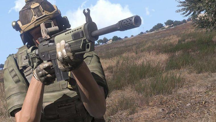 Sevilen askeri simülasyon oyunu Arma 3 kısa süreliğine ücretsiz