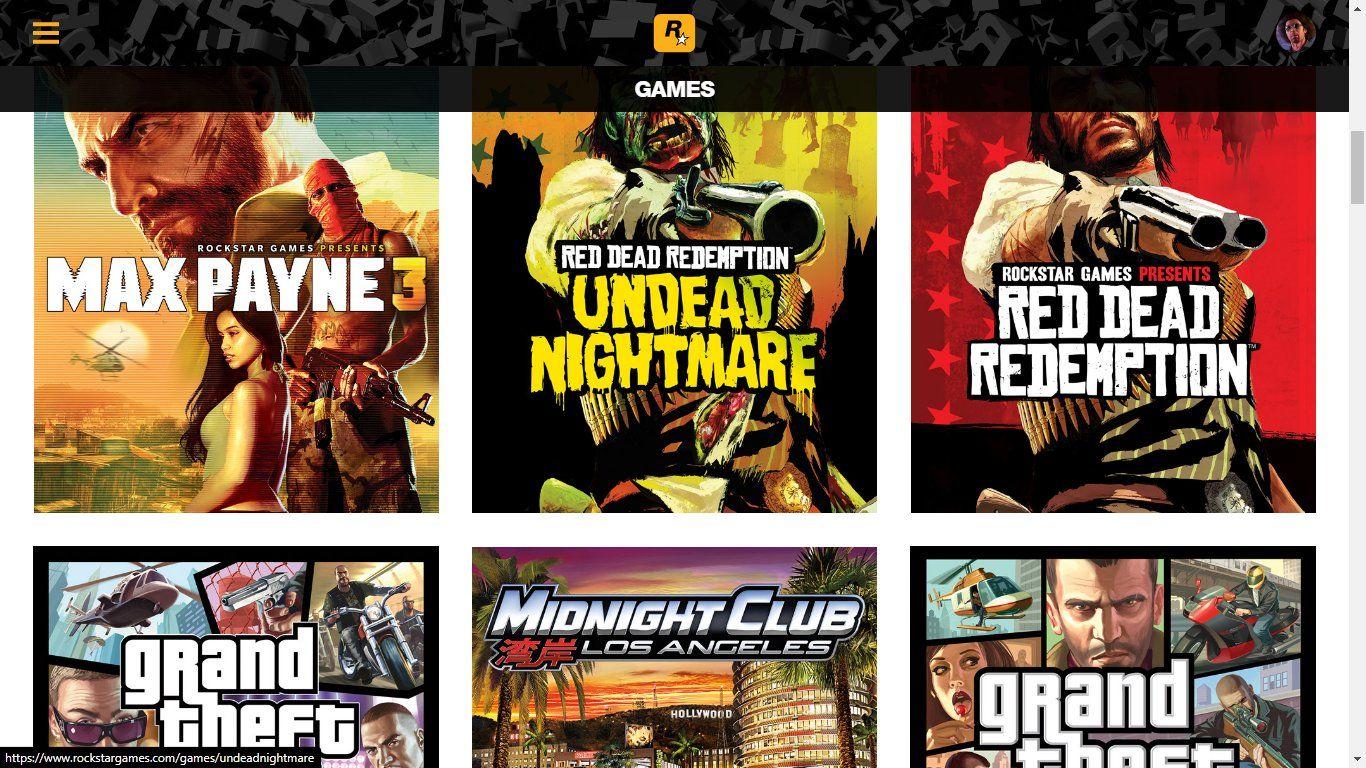 Rockstar Games, Agent'ı tamamen sildi