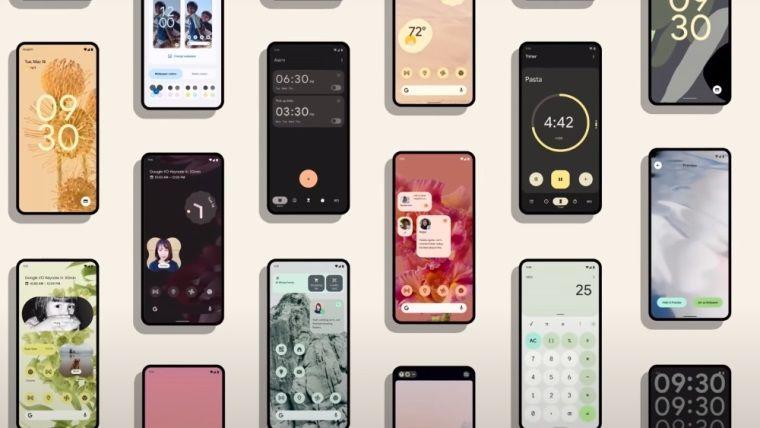 Android 12 özellikleri, beta nasıl indirilir?