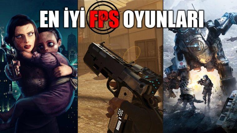 En iyi FPS oyunları