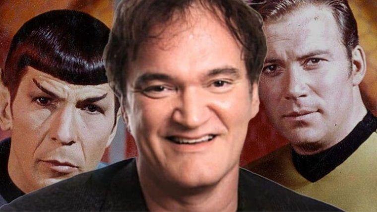 Quentin Tarantino'nun Star Trek filmi, yeniden gündeme geldi